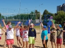 """Vaikų vasaros poilsio ir užimtumo stovykla """"Laimingų vaikų kiemas"""""""